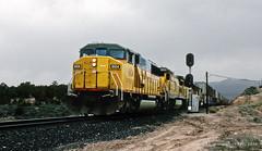 APLA Near Tintic (GRNDMND) Tags: trains railroads unionpacific up lasl locomotive emd sd60m juabcounty tintic utah