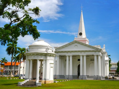 Anglican Church of St George, George Town, Penang