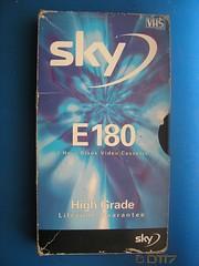 Sky - Blank Tape (daleteague17) Tags: blank vhs tapes blankvhstapes pal palvhs videotape blankvideotape sky