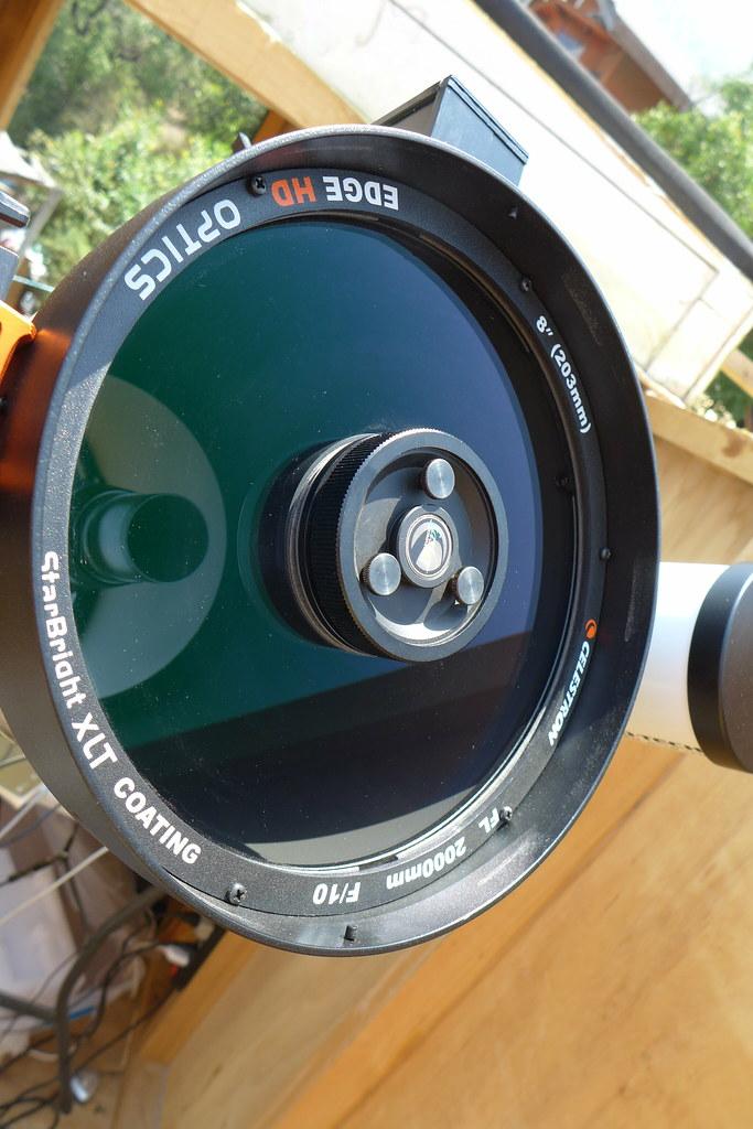 8 Inch Sct Solar Filter