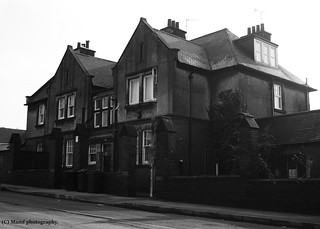 The Ladykillers - Mrs Wilberforce' house.