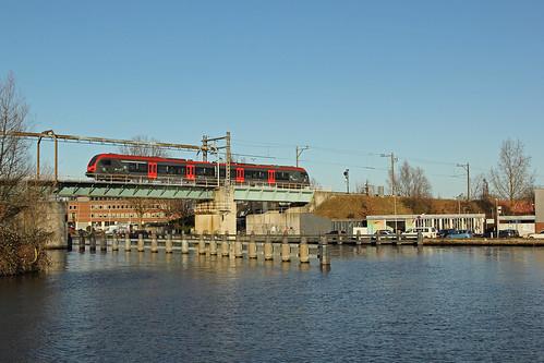 R-Net 2013 als trein 8644