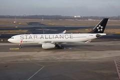 Air China A330 B-6091 DUS (JudithD.) Tags: b6091 staralliance eddl dus düsseldorfairport düsseldorf airchina airbus planespotter