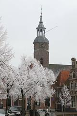 Winter in Blokzijl (NLHank) Tags: caonon eos 7d eos7d nlhank winter rijp nederland netherlands holland wieden blokzijl