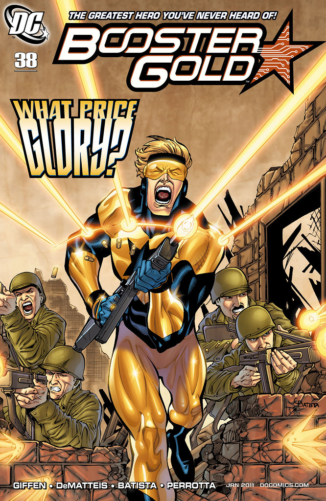 Booster Gold (2007) #38