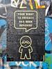 Your right to privacy has been revoked (aestheticsofcrisis) Tags: street art urban intervention streetart urbanart guerillaart graffiti london londonstreetart londongraffiti shoreditch hackney uk england europe pasteup wheatpaste subdude
