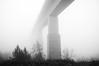 Viaduc de la Grenette (bernarddelefosse) Tags: viaducdelagrenette brouillard larochesurgrane drôme rhônealpes pontferroviaire