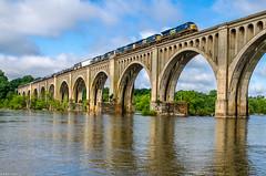 (i nikon) Tags: csx james river bridge richmond va