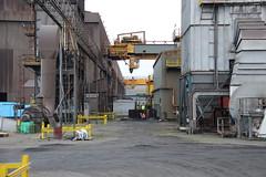 IMG_0780   British Steel, Scunthorpe (SomeBlokeTakingPhotos) Tags: britishsteel steel steelworks steelmill steelindustry stahlwerk stahl heavyindustry manufacturing industrialrailway torpedocar