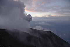 Eruption of Semeru (cdcnk) Tags: semeru eruption ashes volcano trek