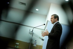 Pedro Passos Coelho no encerramento do Congresso da Coesão Territorial da JSD