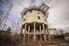 Cold War Radar Outpost (tmdtheue) Tags: old urban abandoned rotting rust ruins exposure decay exploring rustic ruin rusty explore forgotten urbanexploration rusted rotten forsaken decrepit exploration derelict abandonment decayed decaying forlorn rundown urbex derilect urbexing