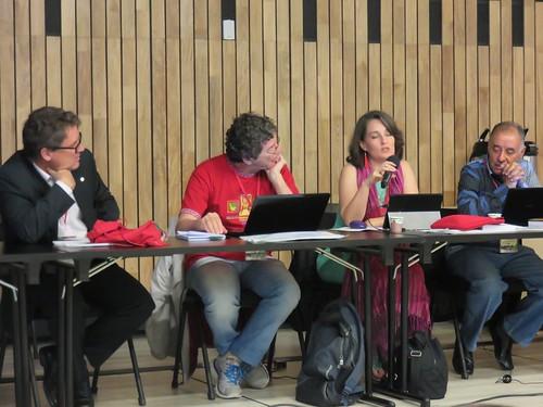 Asamblea General RedPOP, Medellín 2015