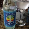 Ambo sparkling water en Addis Ababa. Friendship international hotel.