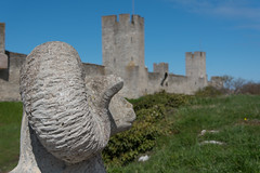 Visby (Jonas Wide ('Gideon')) Tags: medieval visby citywall