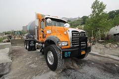 Titan Concrete (62) (RyanP77) Tags: new york nyc truck concrete bronx titan yc
