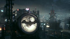 Batman Arkham Knight (Jeffrn88) Tags: two girl face robin rain mobile night one penguin video bat wing ivy xbox games harley batman quinn knight poison raining gordan spoilers arkham gcpd