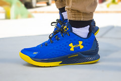Curry 1 low feet (YvetteMocha) Tags: under curry sneakers armor underarmor sneakerheads wdywt kicksonfire