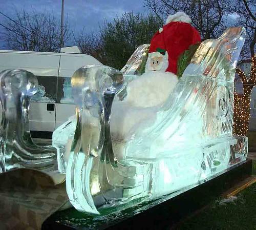 Santa Claus Chariot