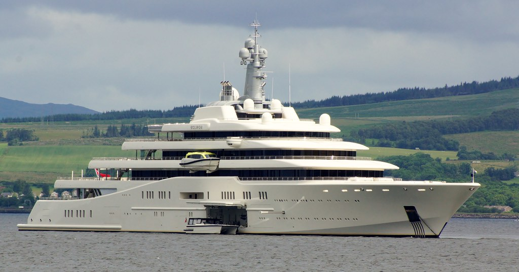 The World S Best Photos Of Abramovich And Boat Flickr Hive Mind