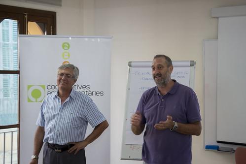 Sesión curso rectores cooperativas de aceite (29-07-2015) Valencia