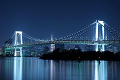 DSCF2743 (Zengame) Tags: bridge japan architecture night tokyo fuji landmark jp 日本 tokyotower fujifilm 東京 odaiba fujinon 東京タワー tokyobay rainbowbridge お台場 橋 レインボーブリッジ 夜 東京都 港区 東京湾 フジ xt1 富士フイルム フジノン