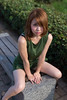 20150801-portrait8.jpg (haya.n) Tags: 横浜 イベント ポートレート 女性 モデル タイムスリップ女子高生 市川日葵