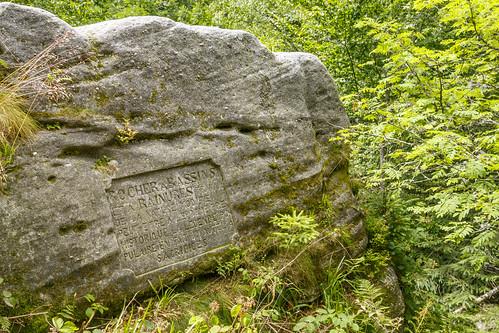 Rocher préhistorique