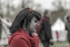 Elfia Haarzuilens 2015 (Suganorbi) Tags: fiction anime holland castle netherlands festival de costume cosplay gothic manga fair science elf fantasy larp haarzuilens kasteel steampunk haar 2014 hollandia elfia