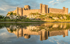 Pembroke Castle At Last Sun ... South Wales (TopSausageLobber) Tags: autumn trees houses winter light sea wild summer england usa snow mountains castle castles mill love dogs water birds animals sex southwales wales america turkey dark nude death coast waterfall spring sand nikon women stream heart crash bears tiger jets lakes lakedistrict injury glen fairy rivers soul passion lions hanging rockymountains fighters snowdonia boathouse mills waterwheel steamengine birdsofprey dams faries porthmadog anglesey blaenauffestiniog reservoirs pembrokecastle yorshireterriers tourdebritain slatemill