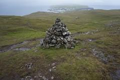 Cairn (mlcastle) Tags: faroeislands faroe froyar nlsoy