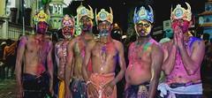 my team in erimala (mohan mukesh) Tags: swami ayyappa sabarimala erimala aldur kerala tradition colour malenadu people divine