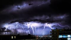 Storm (karan.varshnei) Tags: ifttt 500px storm lightning clouds thunderstorm weather sky rain thunder summer cloud