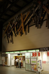 閉店1時間後 (fukapon) Tags: k3 hd pentax da 21mm f32 hdpda21mmf32al people 弘前 hirosaki 青森 aomori ドトールコーヒーショップ