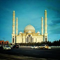 A fine mosque