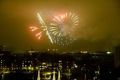Fireworks (jukkarothlauronen) Tags: newyear gothenburg göteborg fireworks sweden nikon sverige nyår