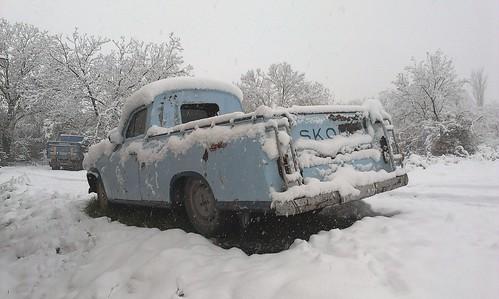 winter enger automobile