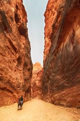 A stroll through Petra, Jordan (Hadi Al-Sinan Photography) Tags: petra jordan travel hadi alsinan photography 2016 valley amman bedouin native
