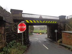 Railway Bridge, Ambergate, Derbyshire (eamoncurry123) Tags: derbyshire village ambergate railway bridge railwaybridge a610 a6