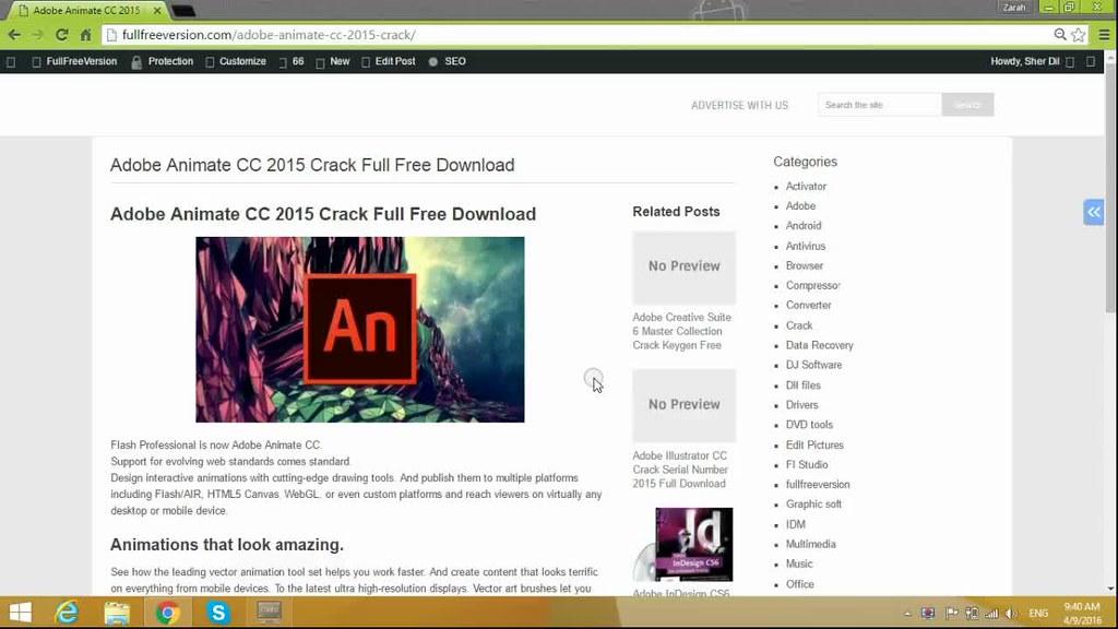 Download adobe animate cc 2015 crack | Adobe Premiere Pro CC 2015