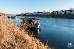 Lungo Ticino (andrea.prave) Tags: pavia ticino fiume river rivière река fluss nehir río 川 河 flod elv boats barche barcos bateaux boote ボート лодки قوارب 船