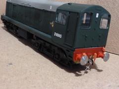 P1040727 (Milesperhour1974) Tags: br diesel class20 ogauge 7mm rtr kit