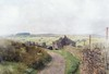 A Winter Dream (vesna1962) Tags: landscape countryside moor moorland path farmhouse winter cold snow brontecountry haworth brontesisters westyorkshire england