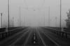 Kornhausbrücke (Jürg Balsiger) Tags: nebel stadt bern schweiz brücke canon sw bw schwarzweiss street