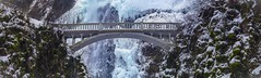 Winter continues... (Mstraite) Tags: waterfal winter waterfall oregon landacpe frozen ice water river stream