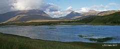 On the road to Inverewe (Peter J. Ham.) Tags: scotland highlands coast lochan loch lake country rural