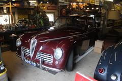 1948 Alfa Romeo  6C 2500 Sport Freccia D'Oro (Davydutchy) Tags: car collection private privé sammlung collectie automobile auto automobiel bil voiture pkw klassiker classic alfa romeo 6c 2500 freccia doro sport welsum trn nieuwjaarsborrel january 2017