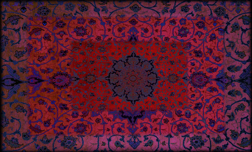 """Alfombras, espacios íntimos que simbolizan templos, árboles de la vida y el conocimiento, astros y paradisos. • <a style=""""font-size:0.8em;"""" href=""""http://www.flickr.com/photos/30735181@N00/32610071045/"""" target=""""_blank"""">View on Flickr</a>"""
