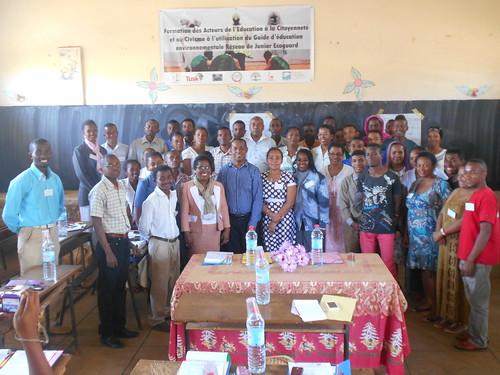 Teacher training convntion in July