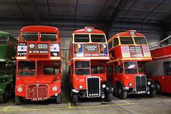 RT191 RTL453 RM1843 (matty10120) Tags: bus routemaster ensign rm rtl453 klb648 rt191 hlw178 rm1843 843dye